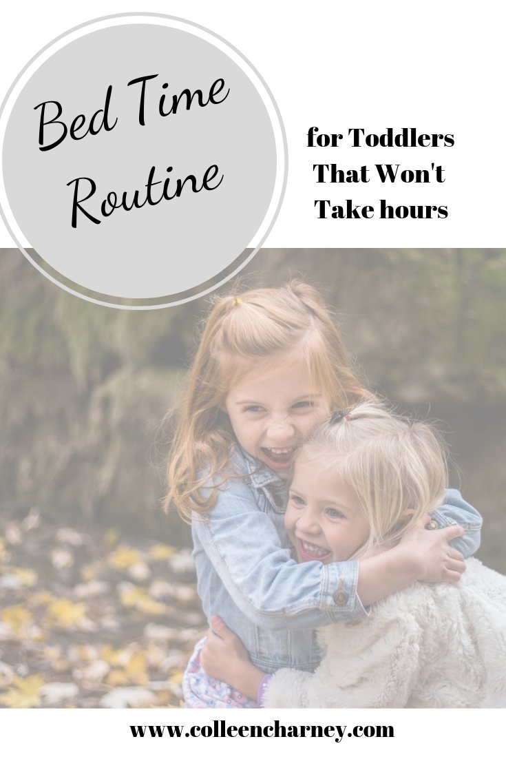 Bedtime Routine Ideas For Toddlers That Won't Take Hours
