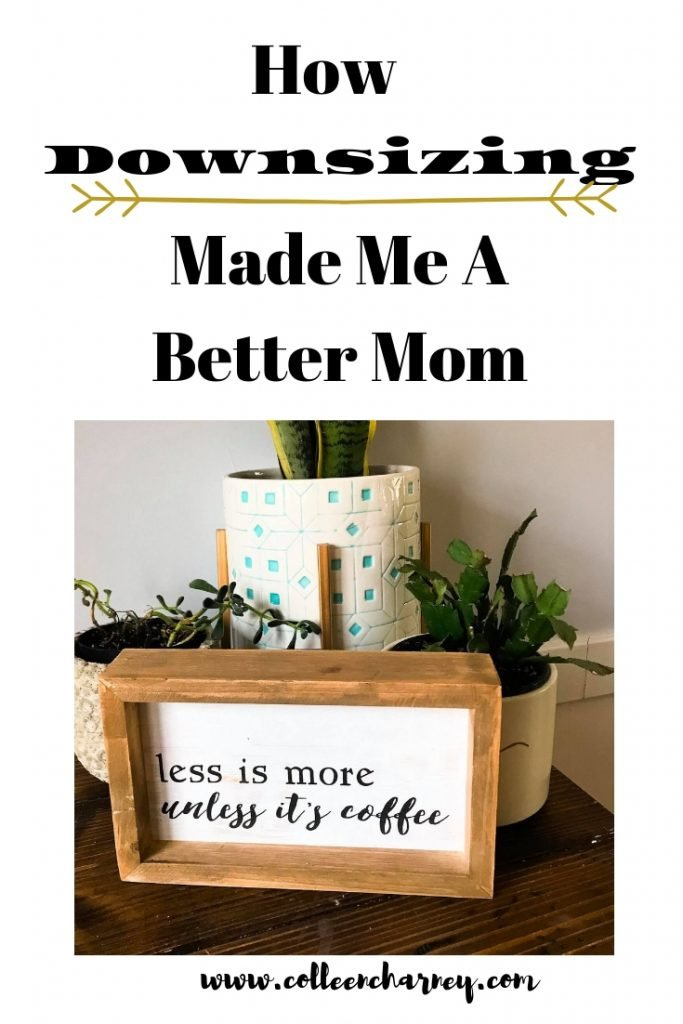 How Getting Rid Of Stuff Made Me A Better Mom
