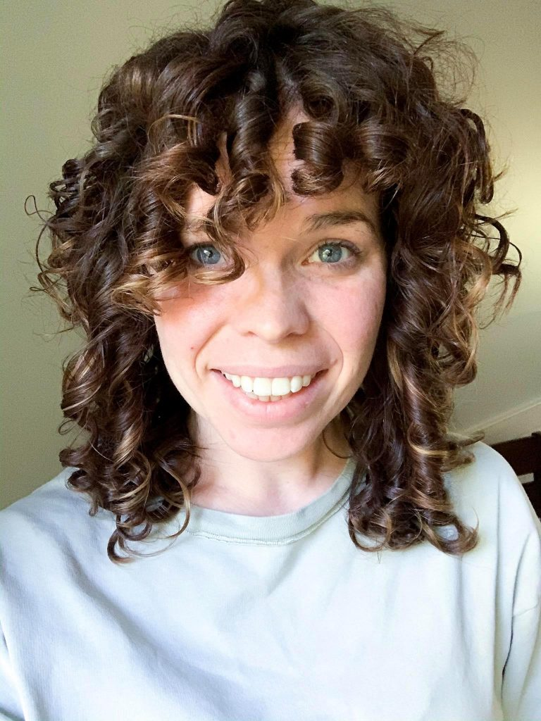How To Start The Curly Girl Method | Beginners Guide