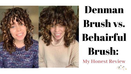Denman Brush vs. Behairful Brush: My Honest Review