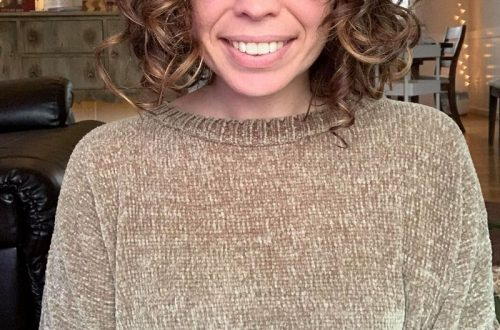 How To Style 3A Curls Using Mousse