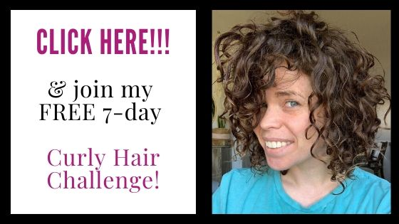Colleen's curly challenge