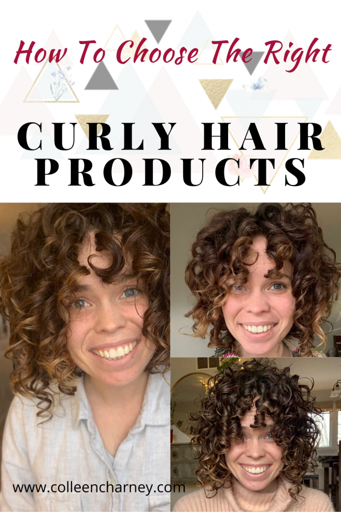 How To Choose The Right Curly Hair Products