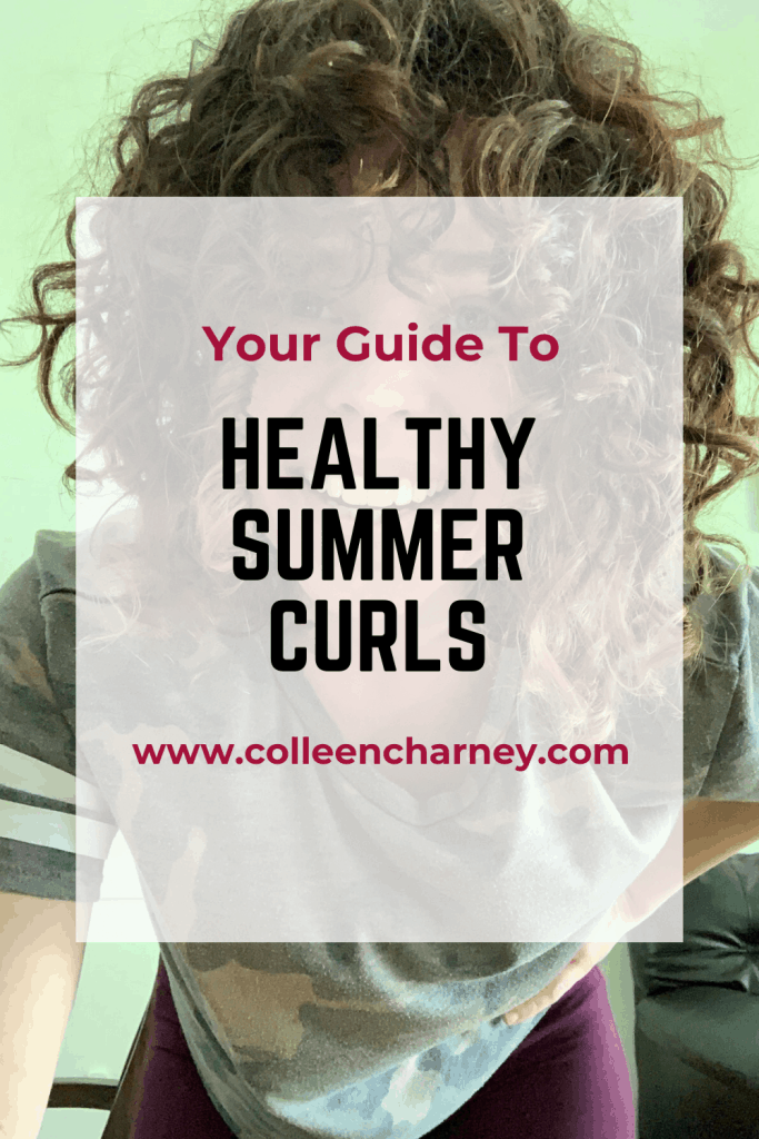 Your Guide To Healthy Summer Curls