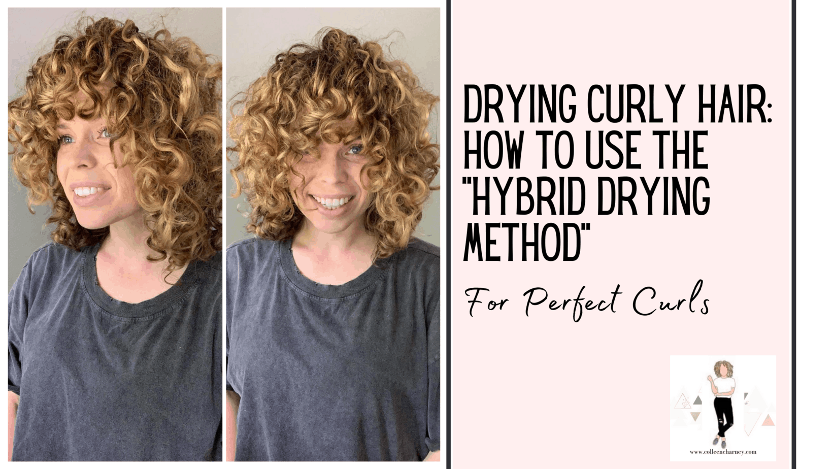 Drying Curly Hair